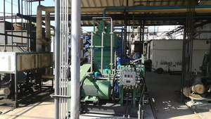 High Efficiency reciprocating cng compressor mch5 for priority panel