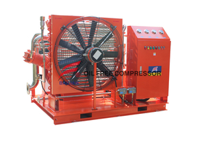 High Pressure Oil Free Sf6 Compressor Freon Compressor