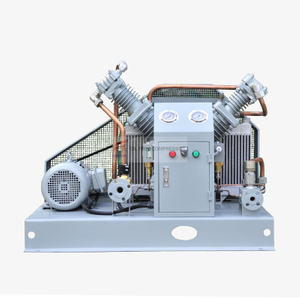 high pressure filling nitrogen gas booster compressor for cylinder filling