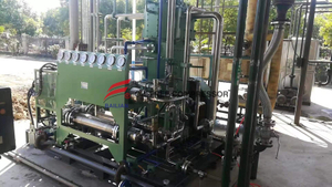 oil free membrane hydrogen compressor high pressure in refinery