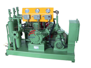 Industrial High Pressure Natural Gas Cng Compressor