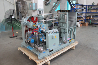 Industrial Laser Air Co2 Gas Compressor for Beer