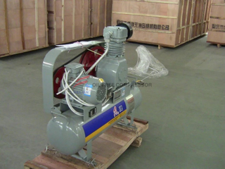 Industrial Reciprocating Oil Free Air Cooled Compressor