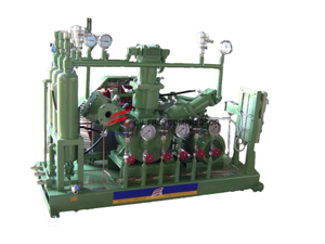20M3 High Efficiency industrial cng compressor for filling station