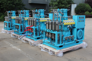 Oil Free Medical Oxygen Cylinder Filling Compressor Factory