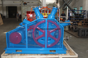 large recovery co2 generator compressor