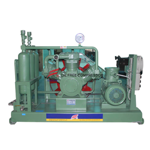 industrial quiet hydrogen recirculation compressor