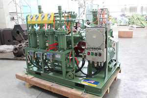 Industrial Gas Hydrogen Recycle Compressor in Refinery