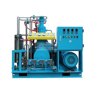 50m3 Oil Free High Pressure Filling Oxygen Compressor Manufacturers