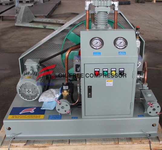 Tank Nitrogen Compressor for Tires