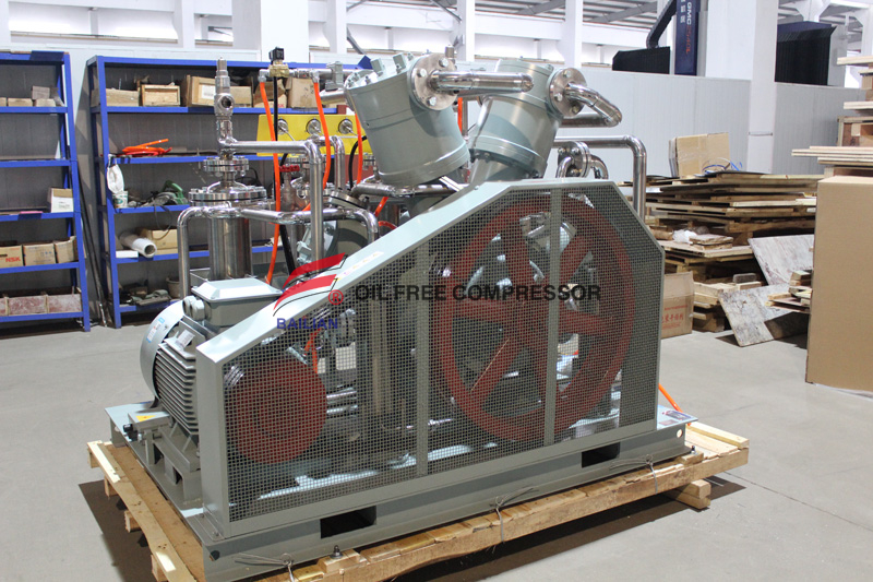 Nitrogen Gas Membrane Compressor for Tires Manufactures