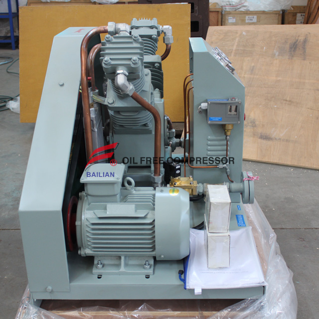 screw well-insulated compressor for nitrogen generator